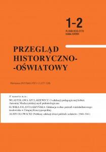 okladka PRZEGLAD H-O 1-2 2015_FRONT